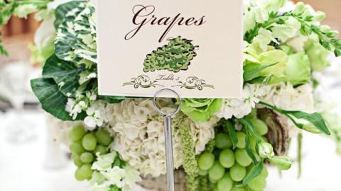 Wedding in the Vineyards