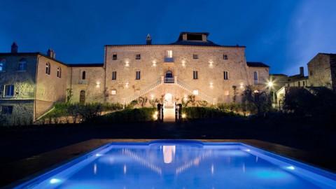 Castle & wine