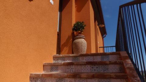 Orange Country House