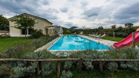 Villa Sassoferrato